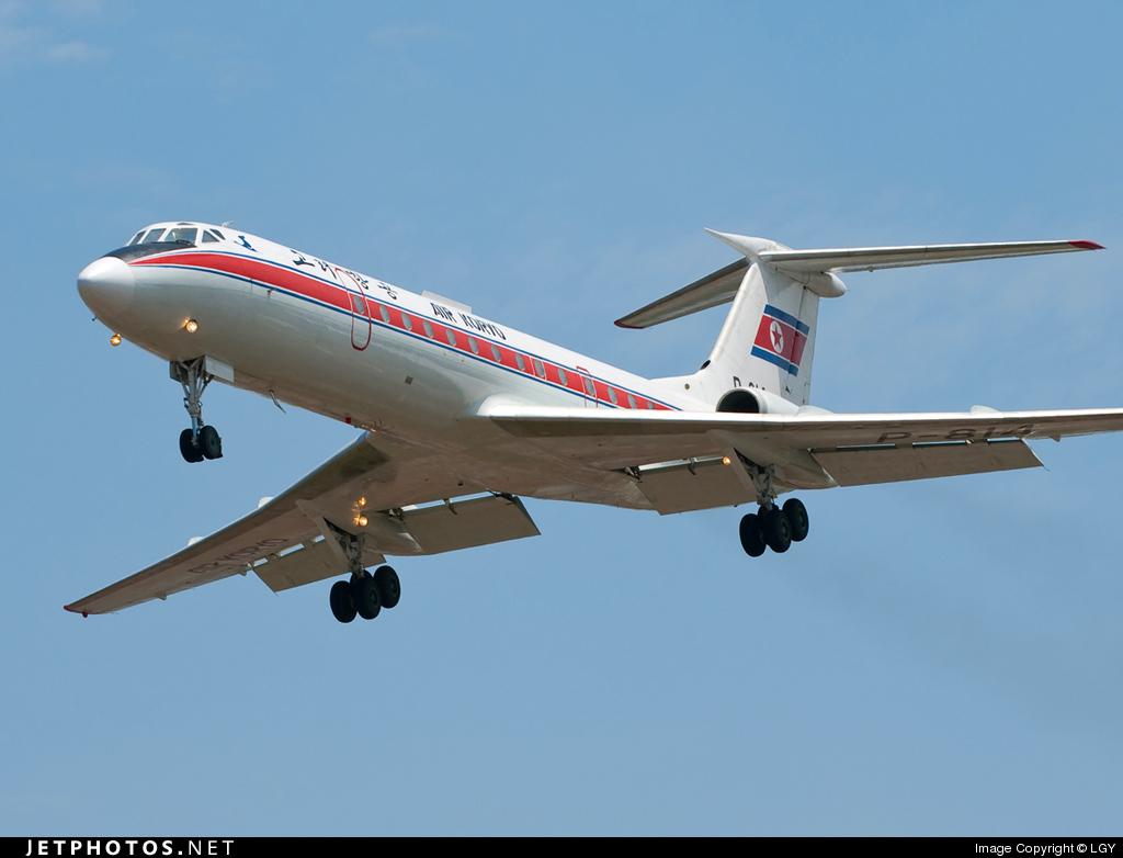 P-814 - Tupolev Tu-134 - Air Koryo