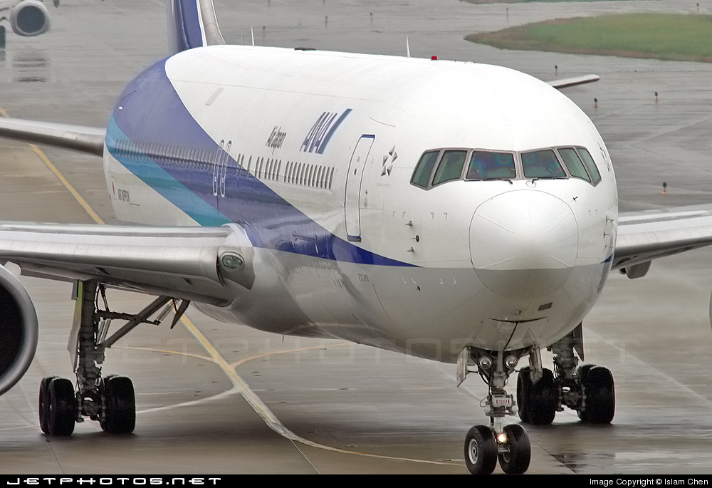 JA603A - Boeing 767-381(ER) - All Nippon Airways (ANA)