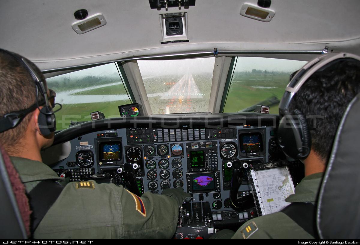 PNC-0226 - Fairchild C-26B Metro 23 - Colombia - Police
