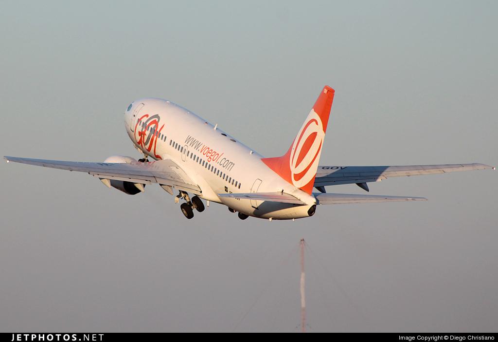 PR-GOV - Boeing 737-76N - GOL Linhas Aéreas