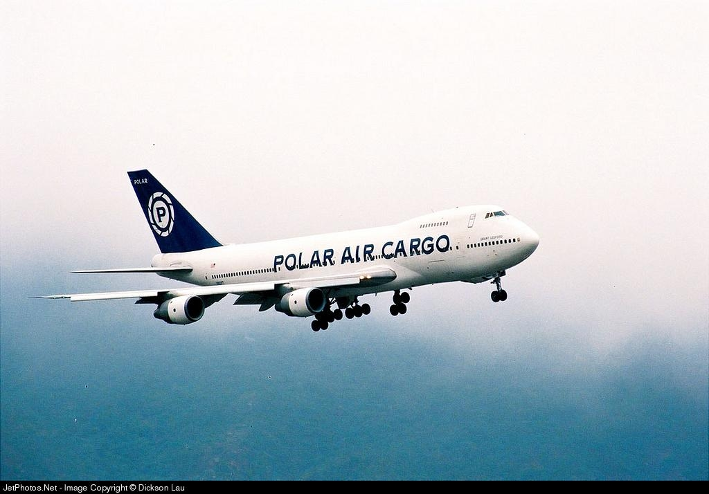 N921FT - Boeing 747-283B(SF) - Polar Air Cargo