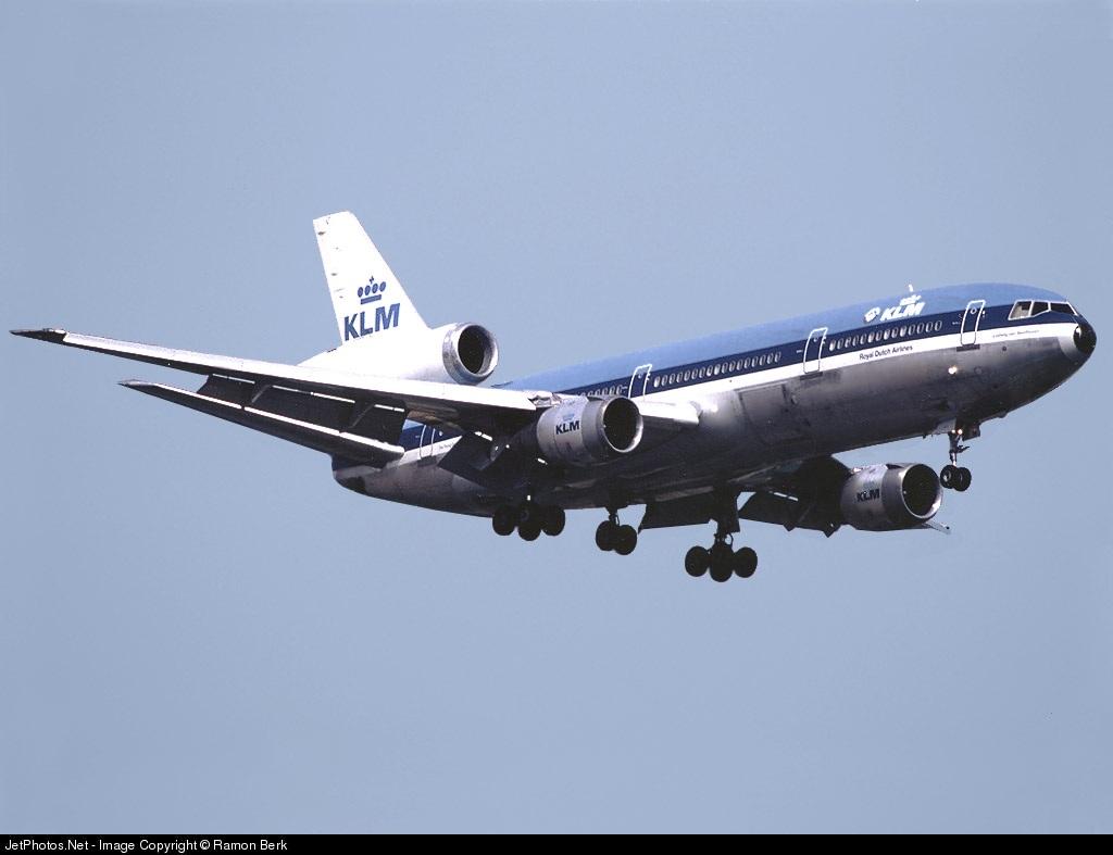 PH-DTB - McDonnell Douglas DC-10-30 - KLM Royal Dutch Airlines