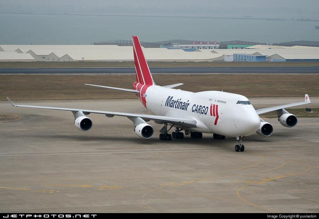 N733BA - Boeing 747-412(BCF) - Martinair