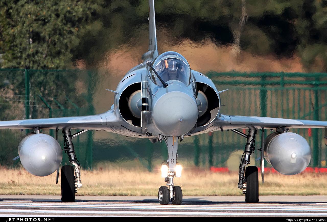 103-YG - Dassault Mirage 2000C - France - Air Force
