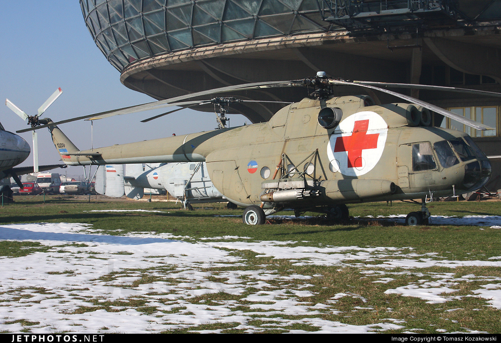 12208 - Mil Mi-8T Hip - Yugoslavia - Air Force