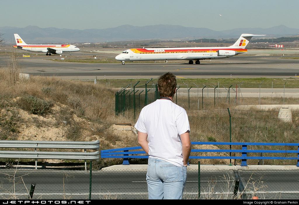 LEMD - Airport - Spotting Location