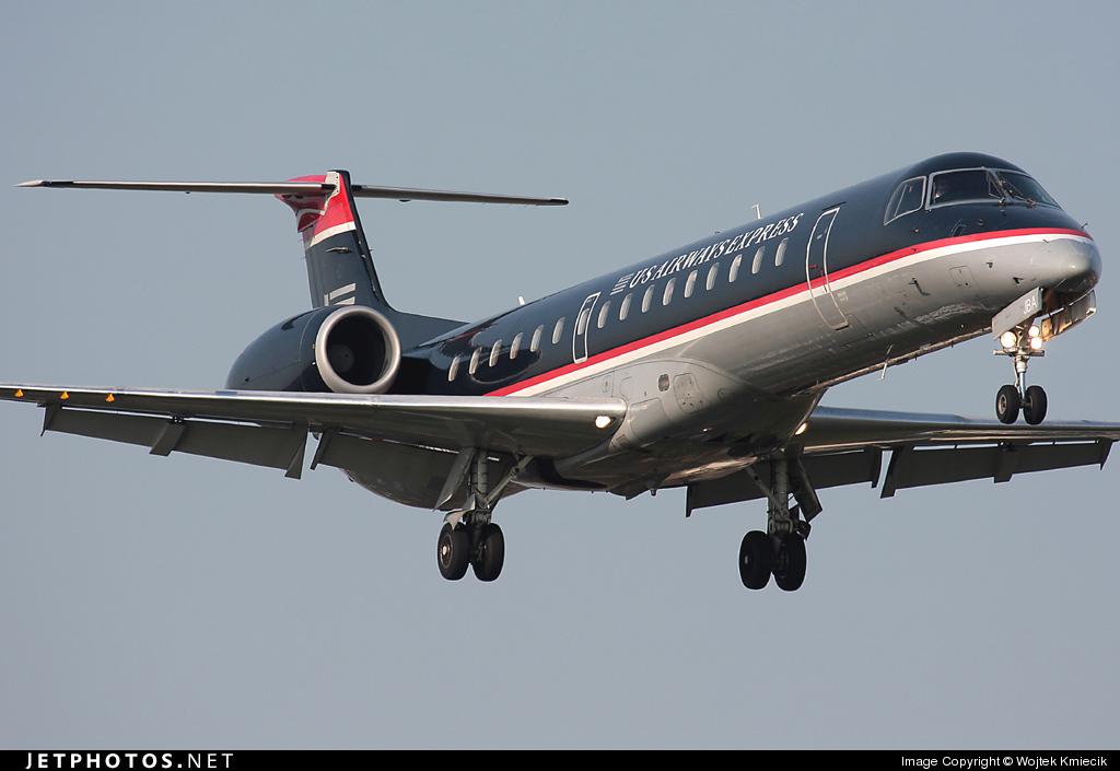 N370SK - Embraer ERJ-145LR - US Airways Express (Chautauqua Airlines)