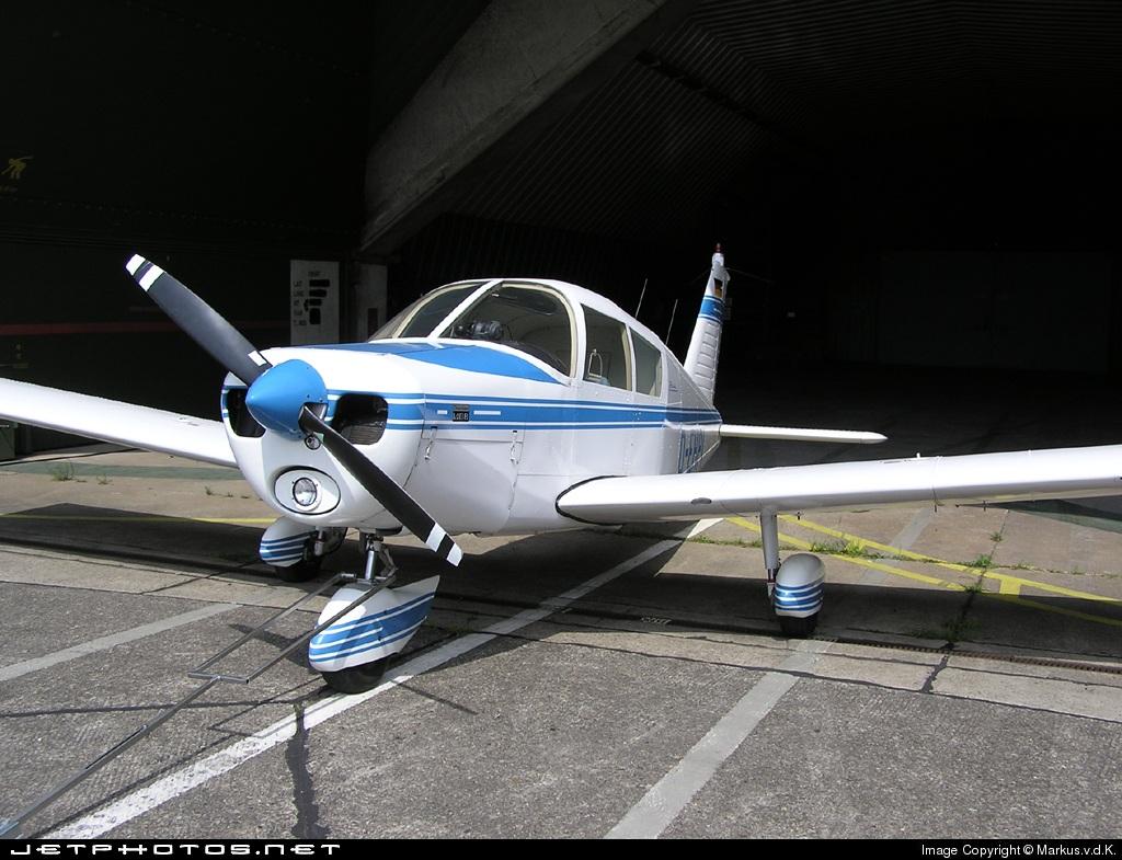 D-EHPI - Piper PA-28-140 Cherokee B - Private