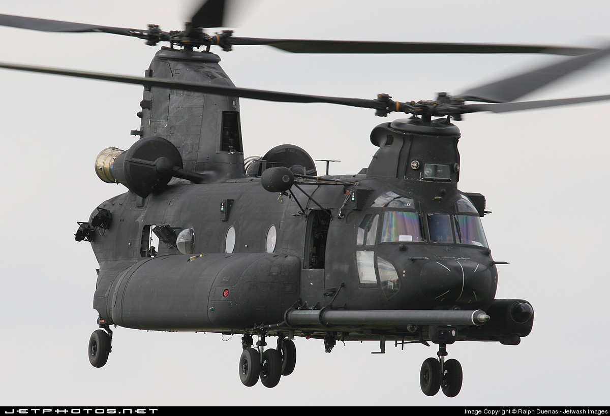 05-03757 - Boeing MH-47G Chinook - United States - US Army