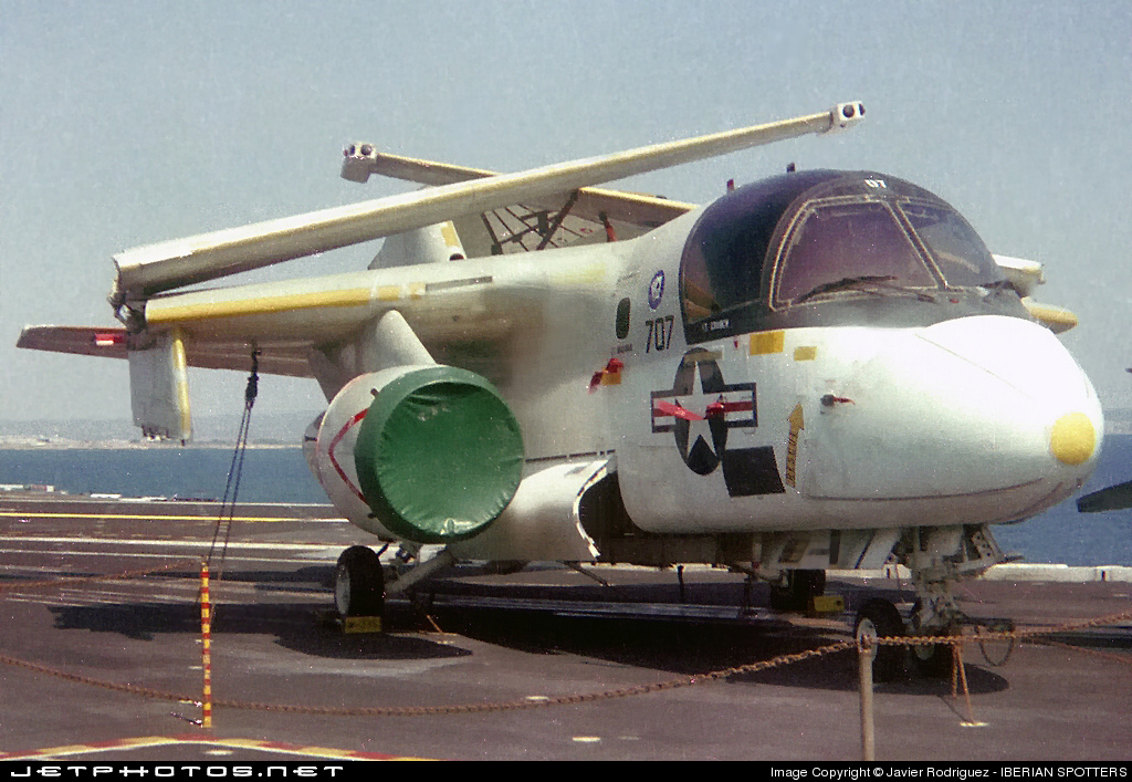 159419 - Lockheed S-3A Viking - United States - US Navy (USN)