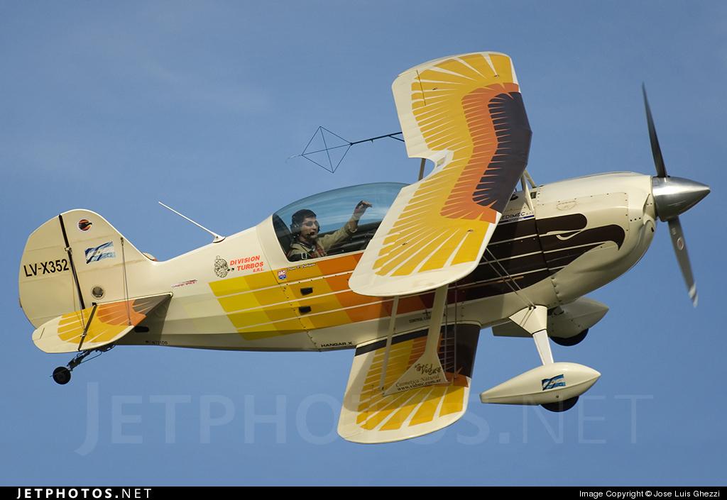 LV-X352 - Christen Eagle II - Private