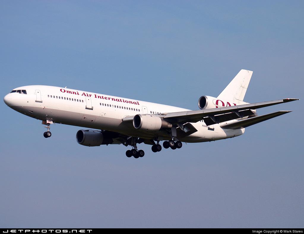 N59083 - McDonnell Douglas DC-10-30 - Omni Air International (OAI)