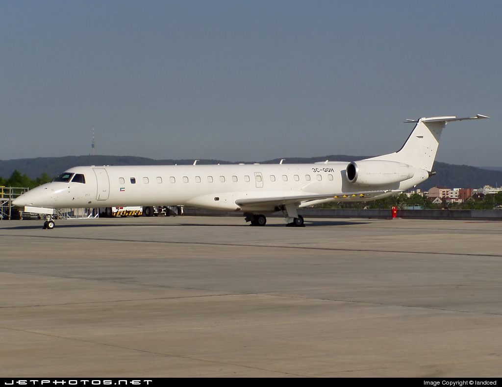 3C-QQH - Embraer ERJ-145EP - Untitled