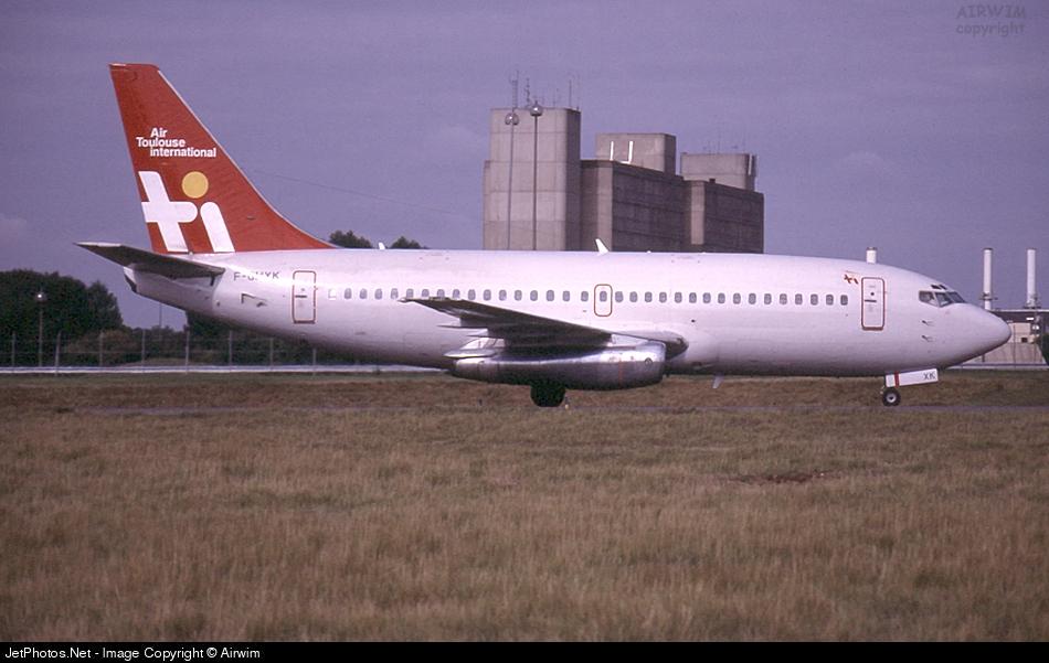 F-GHXK - Boeing 737-2A1(Adv) - Air Toulouse International