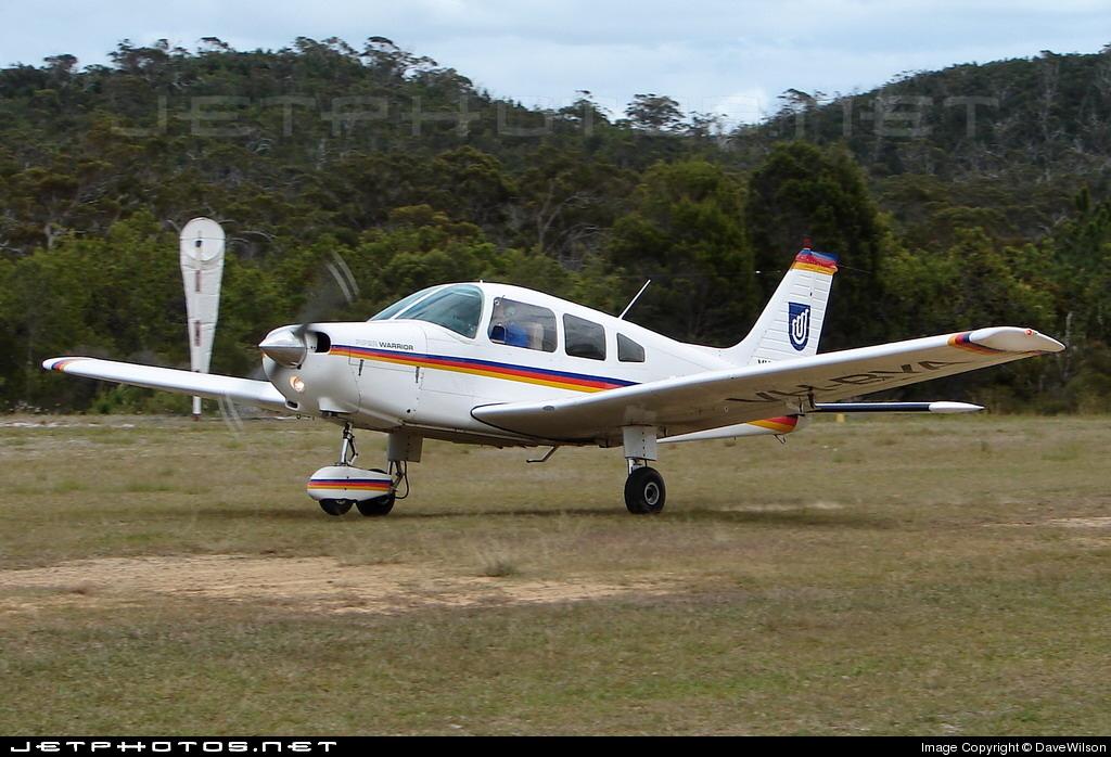 VH-BYA - Piper PA-28-161 Warrior II - Private