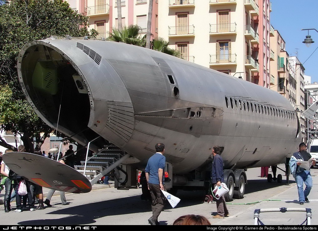 EC-BYH - McDonnell Douglas DC-9-32 - Untitled