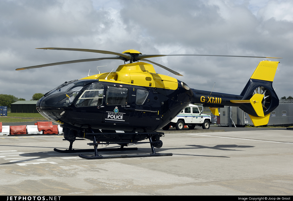 G-XMII - Eurocopter EC 135T1 - United Kingdom - Police