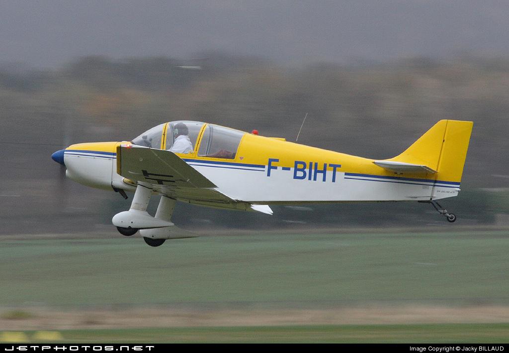 F-BIHT - Jodel DR250/160 Capitaine - Private