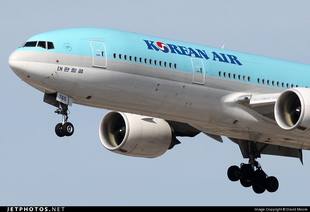 HL7765 - Boeing 777-2B5(ER) - Korean Air