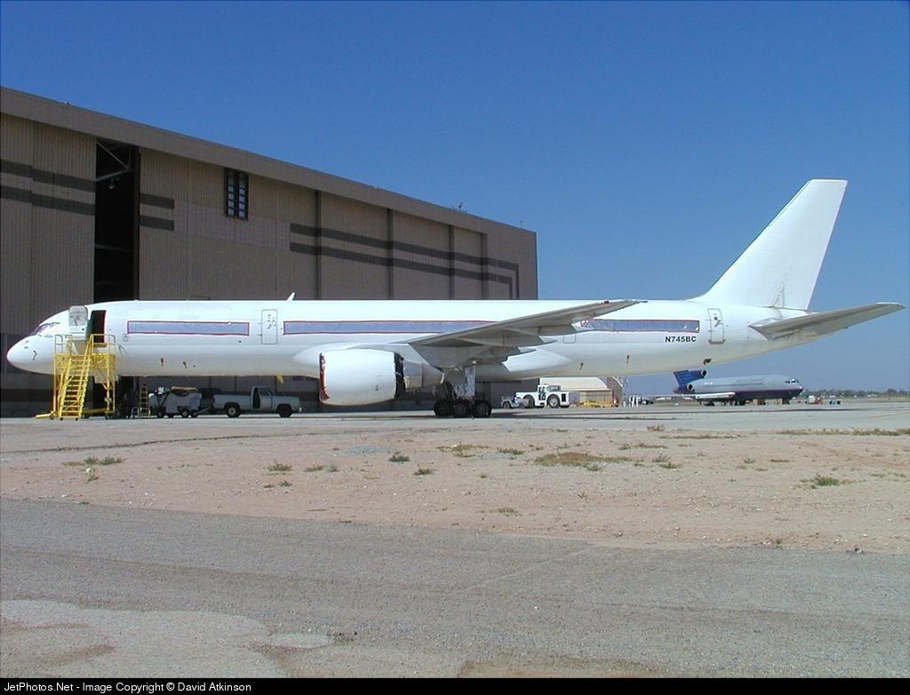 N745BC - Boeing 757-2Q8 - International Lease Finance Corporation (ILFC)