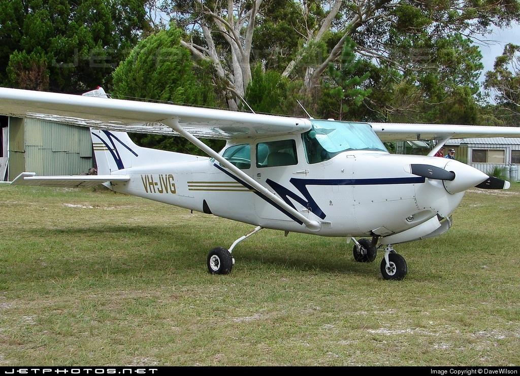 VH-JVG - Cessna 172RG Cutlass RG - Aero Club - Royal Queensland