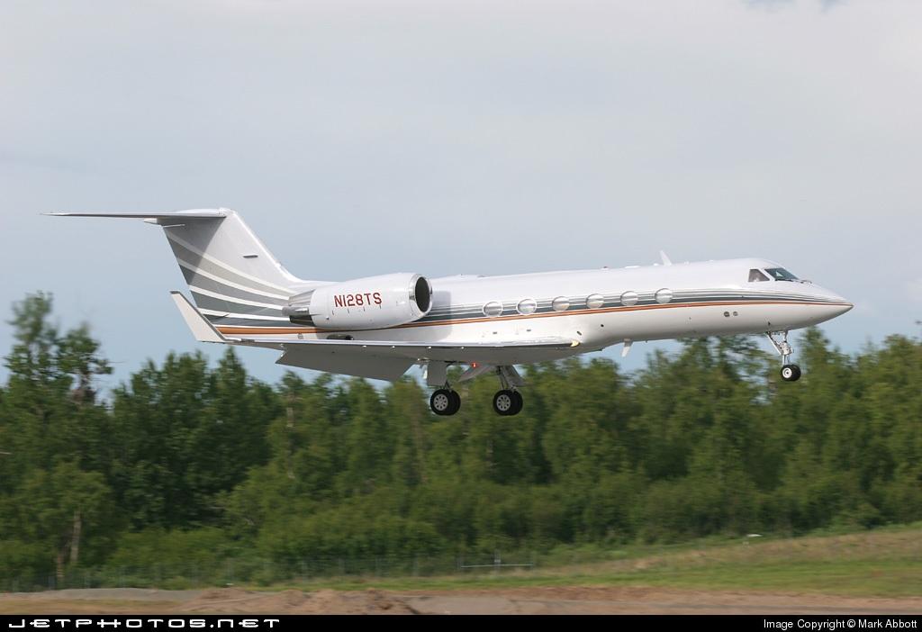 N128TS - Gulfstream G-IV - Private