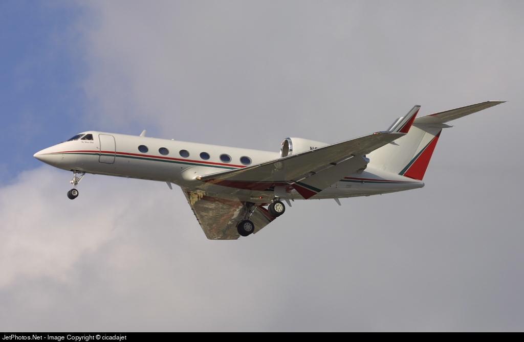N677RW - Gulfstream G-IV - Private