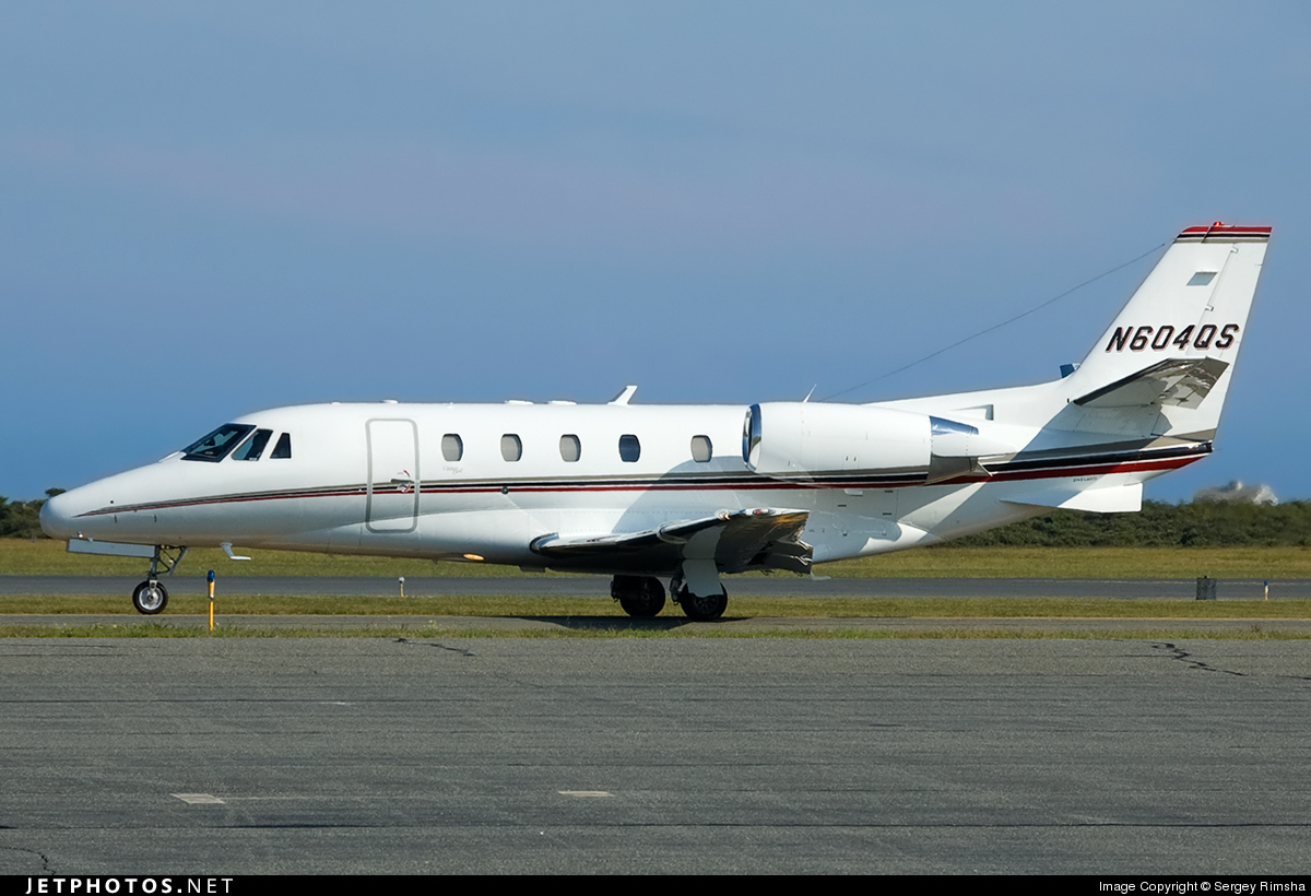 N604QS - Cessna 560XL Citation Excel - NetJets Aviation