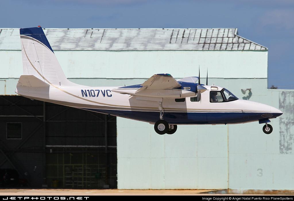 N107VC - Aero Commander 500B - Private