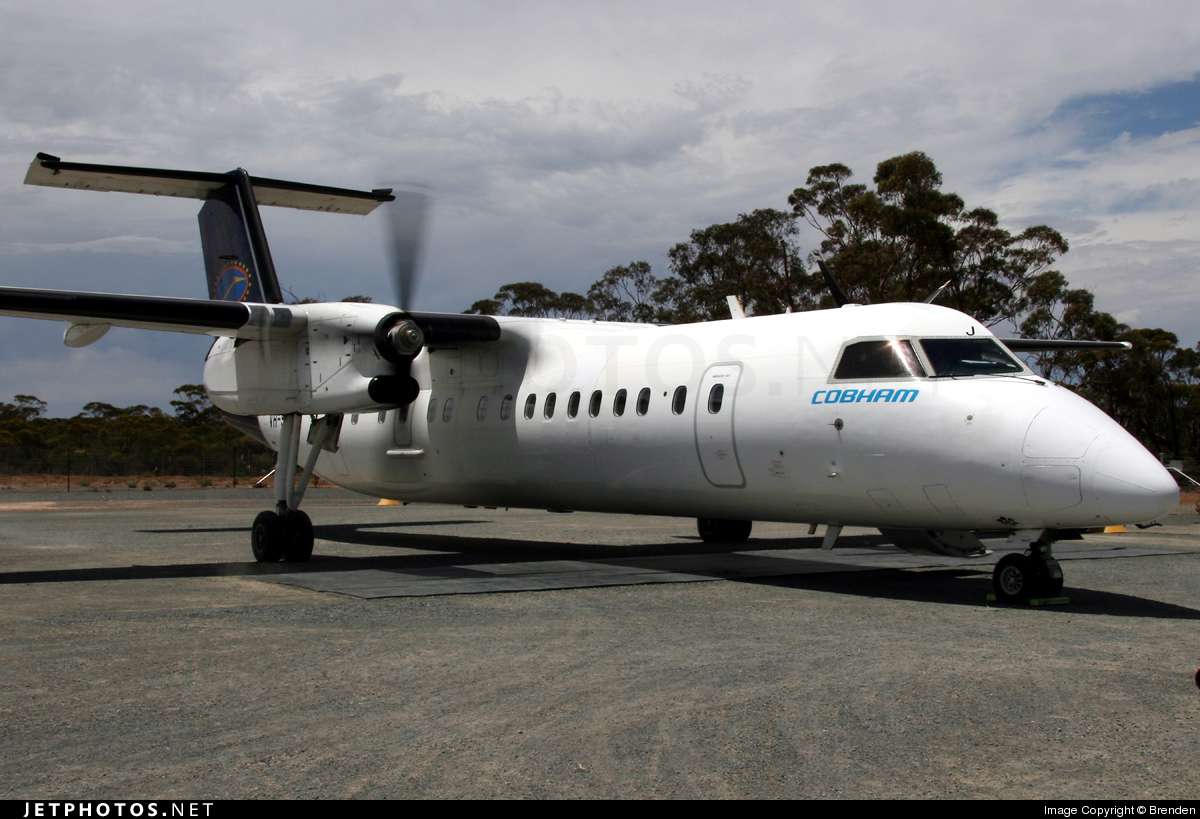 VH-SBJ - Bombardier Dash 8-Q315 - Cobham Aviation Services Australia