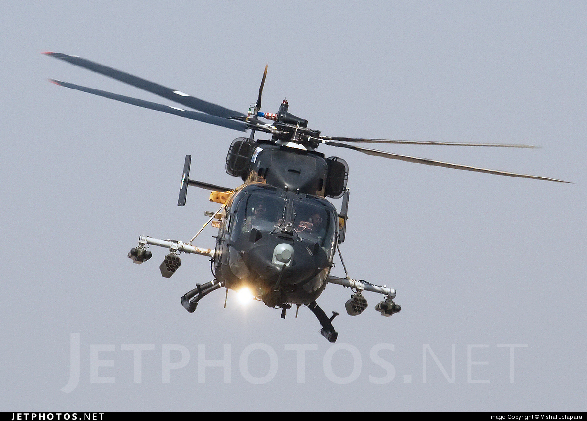 Z3268 - Hindustan Aeronautics WSI Dhruv - Hindustan Aeronautics