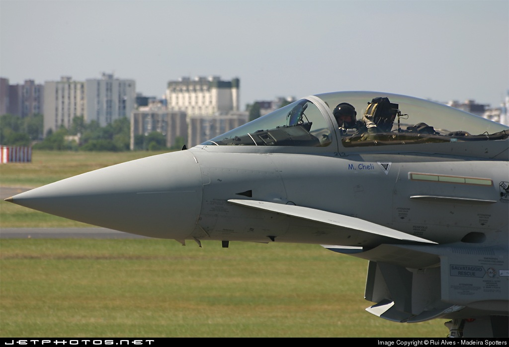 CSX7272 - Eurofighter Typhoon EF2000 - Italy - Air Force