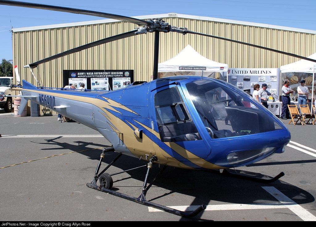 N5690D - Enstrom 280C Shark - Private