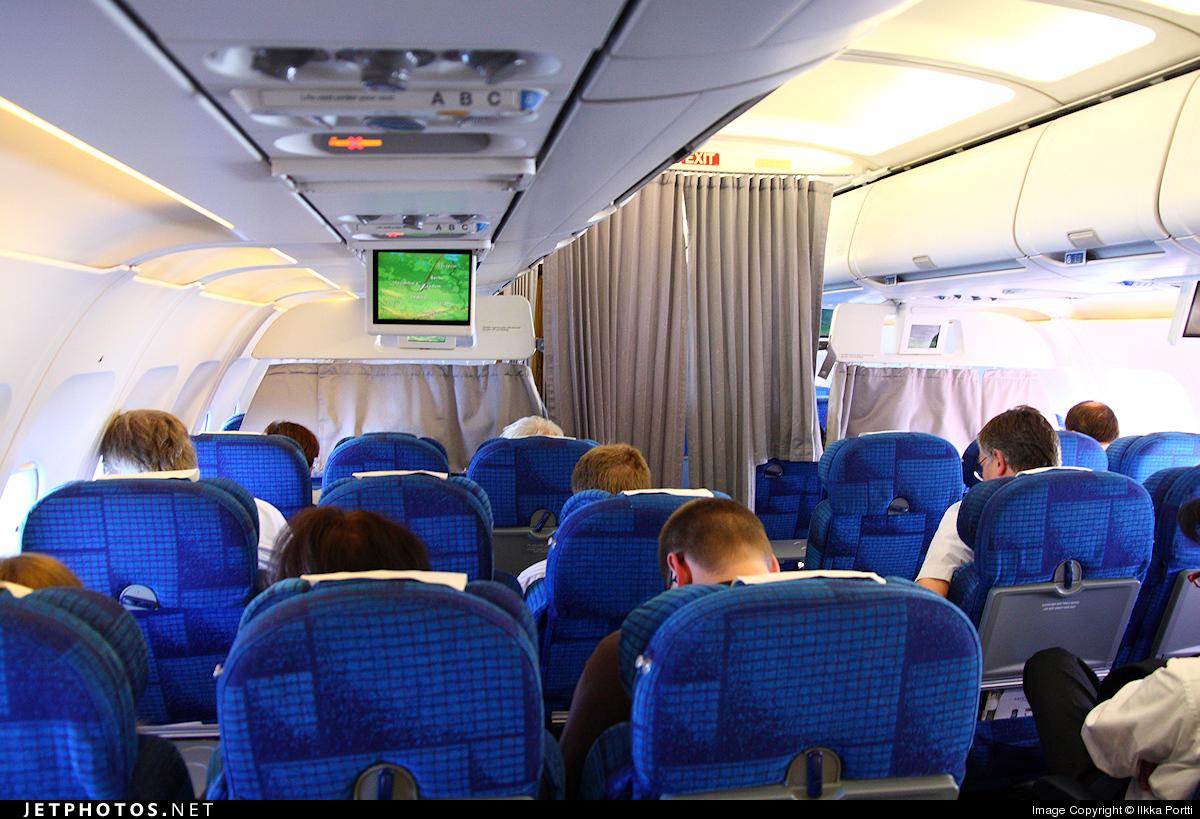 OH-LVA - Airbus A319-112 - Finnair