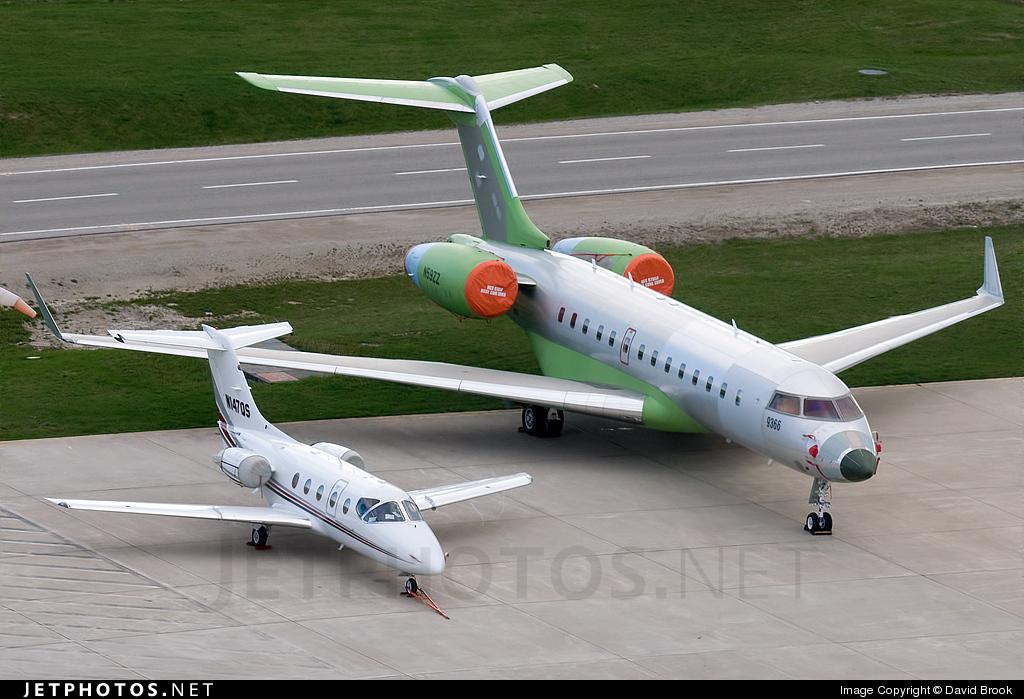 N59ZZ - Bombardier BD-700-1A11 Global 5000 - Bombardier Aerospace