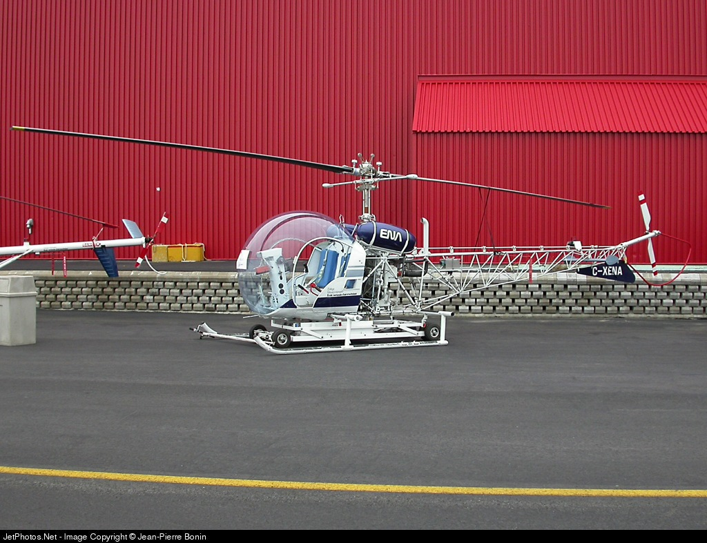 C-XENA - Bell 47 - Private