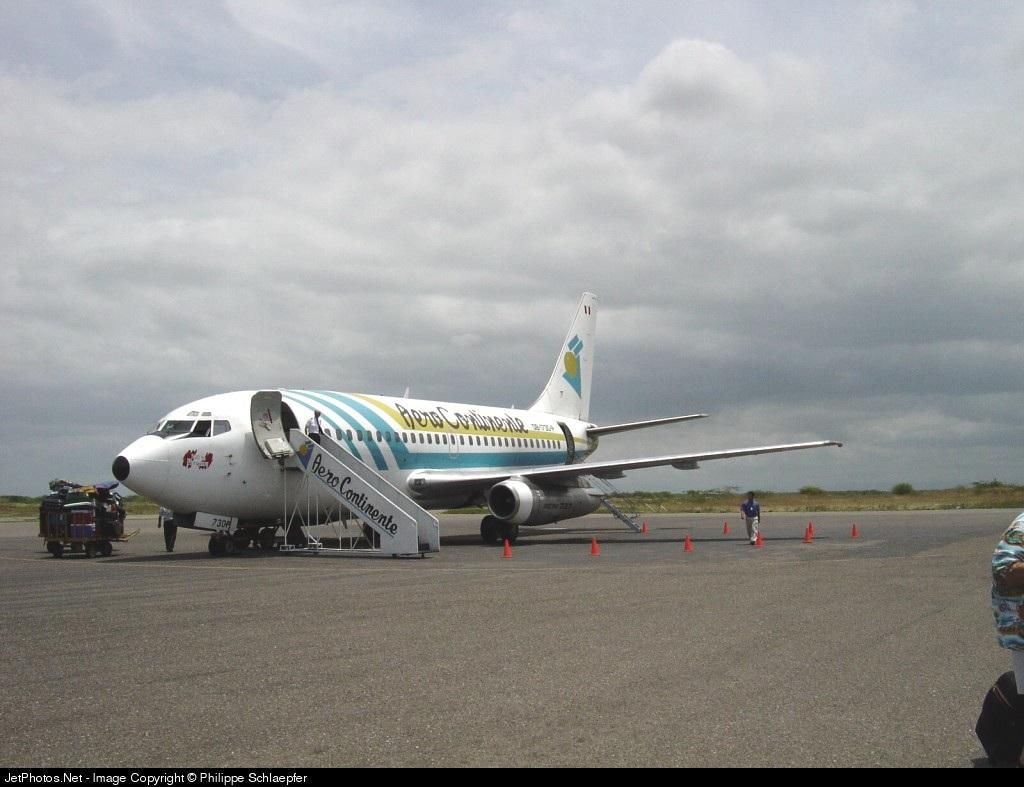 OB-1730-P - Boeing 737-201 - Aero Continente