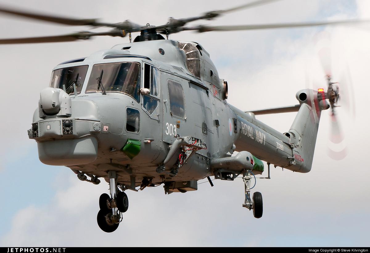 ZD260 - Westland Lynx HMA.8DAS - United Kingdom - Royal Navy
