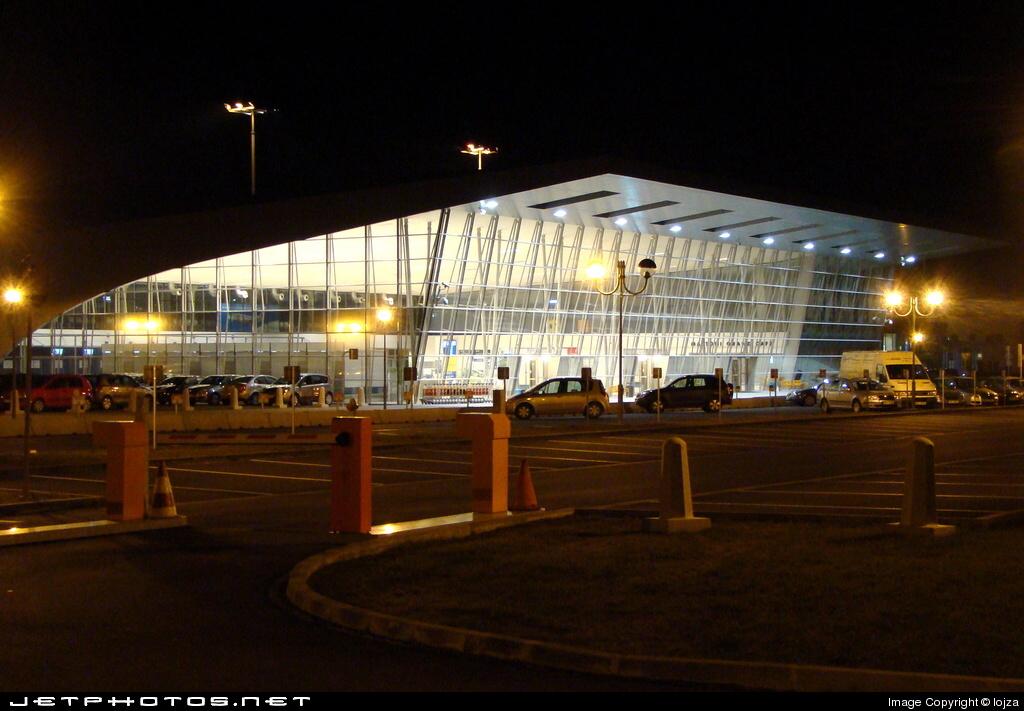 LKMT - Airport - Terminal