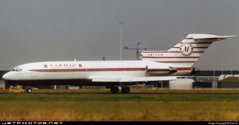 VR-CLM - Boeing 727-46 - Larmag Aviation