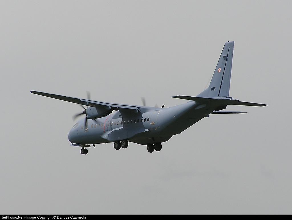 013 - CASA C-295M - Poland - Army