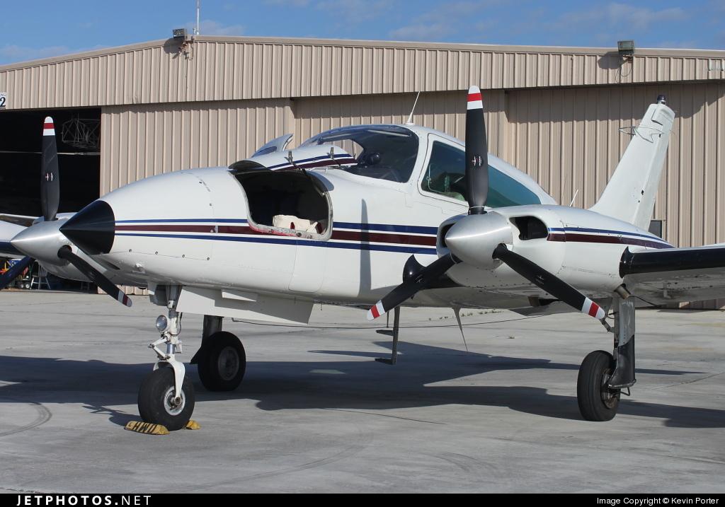 N87208 - Cessna 310R - Private