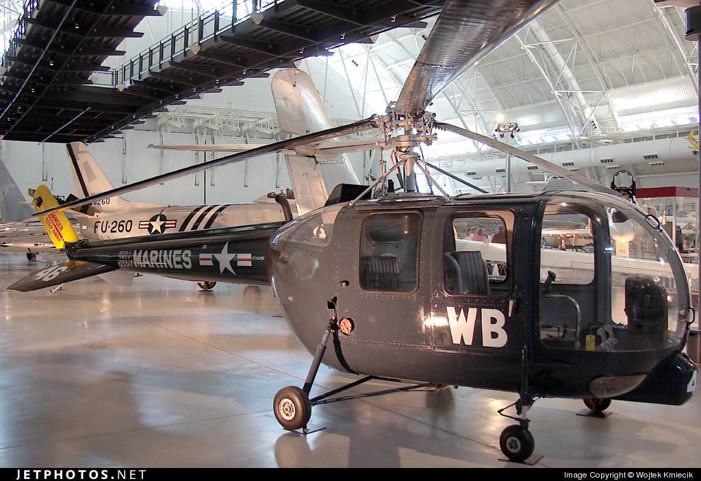 125517 - Sikorsky HO5S-1 - United States - US Marine Corps (USMC)