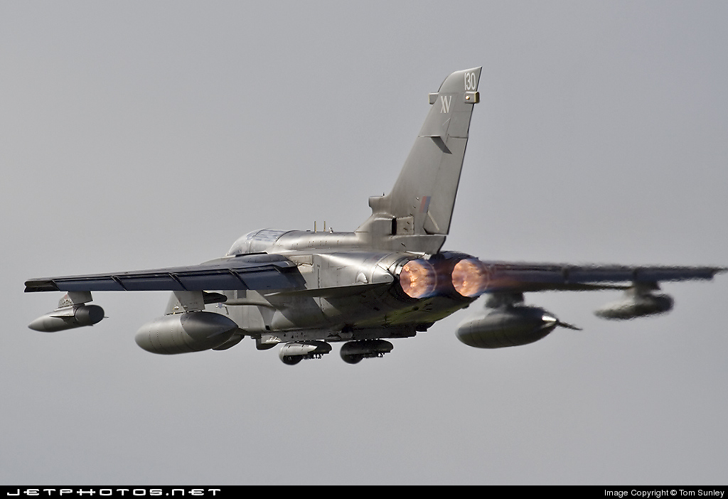 ZG754 - Panavia Tornado GR.4A - United Kingdom - Royal Air Force (RAF)