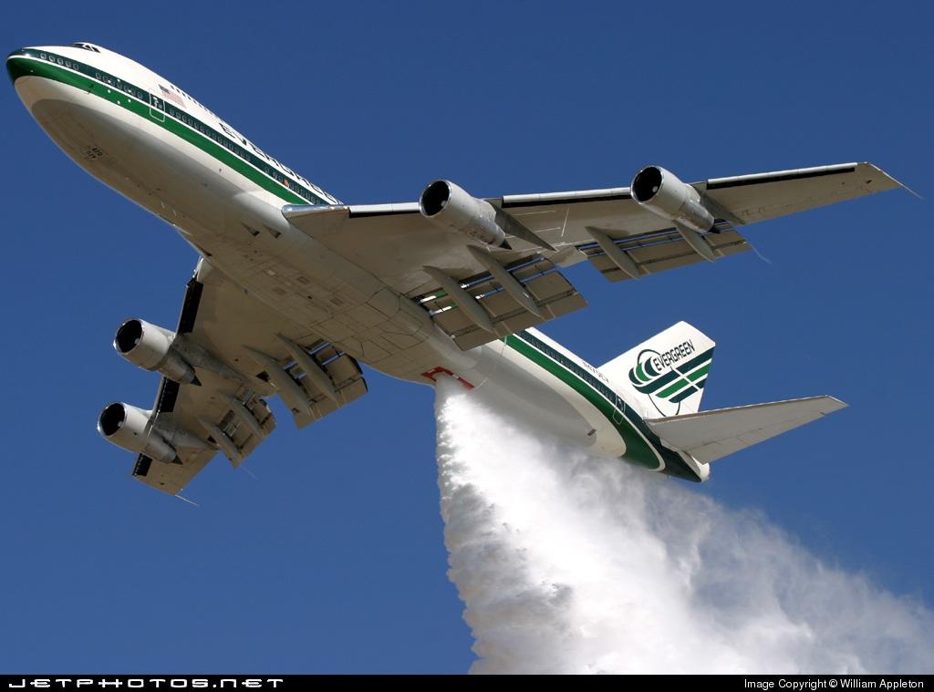 N470EV - Boeing 747-273C - Evergreen International Airlines