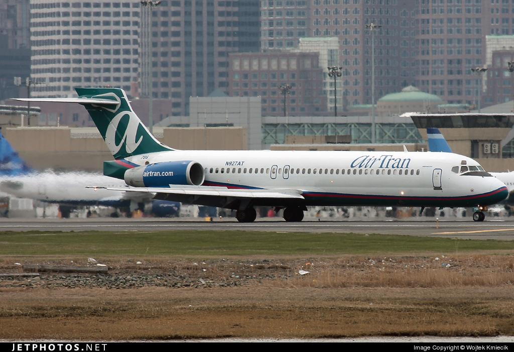 N927AT - Boeing 717-231 - airTran Airways
