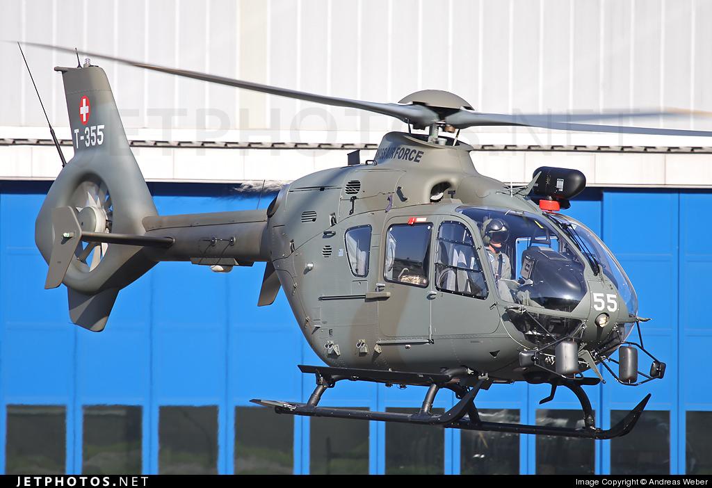 T-355 - Eurocopter EC 635P2 - Switzerland - Air Force