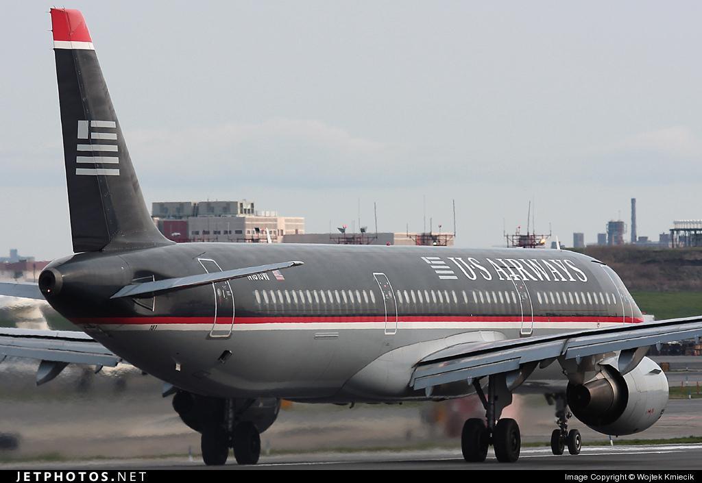 N181UW - Airbus A321-211 - US Airways