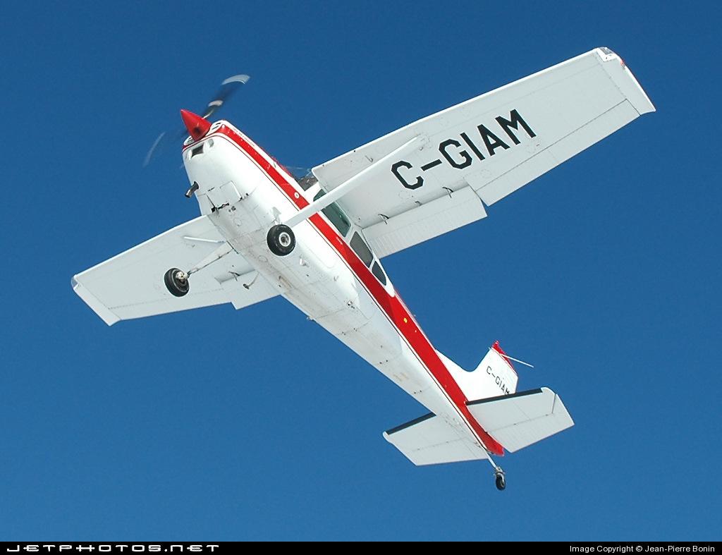 C-GIAM - Cessna A185F Skywagon - Private