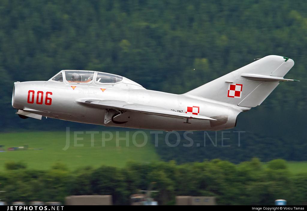 SP-YNZ - WSK-Mielec SB Lim-2 - Private